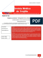 Displasia Acetabular Reporte de Caso (1)
