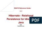 Hibernate Reference Guide