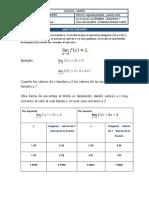 CICLO 6 - LIMITE DE FUNCIONES - INTRO¿