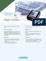 HSlightII_Interface