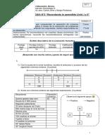Guía de trabajo de Matemáticas para 7° Básico