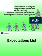 creative solutions for teachers working with students from lyceum-