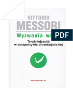 Vittorio Messori, Wyzwania Wiary Tom II