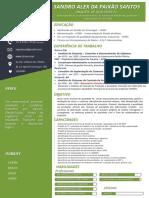 Curriculo da Sandro Alex da Paixao Santos 2020 pdf