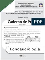 __PROVA COREMU_ Fonoaudiologia