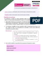 Ficha 2 Exp 2 Comunicación Quinto Grado - Nov 2020