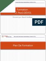Formation PSoC