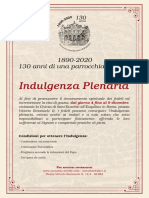 locandina indulgenza plenaria