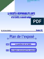 287797201-Expose-Sarl-Encg.ppt