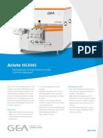 ariete-NS3045-high-pressure-homogenizer-pump-datasheet_tcm25-38671