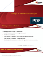 1.4 Fisiología de la Producción Energia