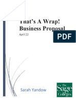 sy business proposal