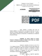 PESSEGO AGRAVO NEGADO 05 03 09