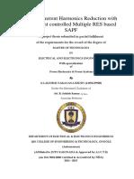 Certificates & contents pdf