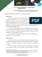 BIOMECÂNICA DO AGACHAMENTO – UMA REVISÃO BIBLIOGRÁFICA (7523)