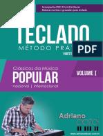 E-book Método Prático Teclado Popular Vol. I (1)