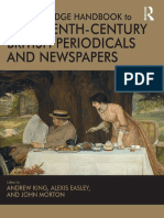 The Routledge handbook to nineteenth-Century british periodicals andd Newspapers.pdf