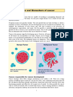 Causes and Biomarkers of cancer.edited