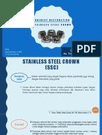 Restorasi Indirect - Metal Crown - Sayed Rustia
