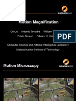 motionMag_Siggraph2005