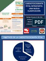 Cardiotocografía fetal intraparto 2014