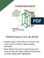 LECTURE5 - SHEAR REINFORCEMENT - COVID 19