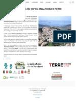 Montefiascone, Città Del 100° Km Dalla Tomba Di Pietro – Via Francigena - sito ufficiale
