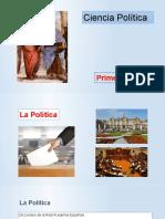 1 Ciencia Política-La Política.pptx