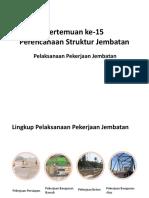 Materi Pertemuan XV (P.S. Jembatan)