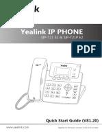 Yealink_SIP-T21 E2 & T21P E2_Quick_Start_Guide_V81_20