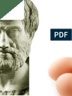 La receta aristotélica