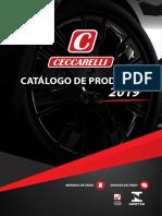 CECCARELLI FREIOS 2019 CATALOGO