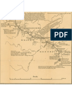 Historico-geographical chart of the upper Mississippi River section 2