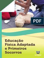 Educação Física Adaptada e Primeiros Socorros