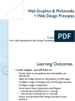 Web Graphics & Multimedia+ Web Design Principles