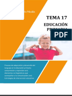 T17. Educación Primaria. Grupo Pedro Nicolás (1)