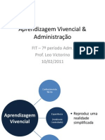 AprendizagemVivencial2011