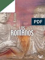 Sobre qué escribían los romanos de R. H. Barrow
