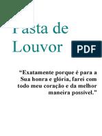PastadeLouvor.doc