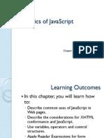 The basics of JavaScript