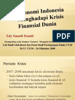 Krisis Ekonomi 2008 - Uc Ugm