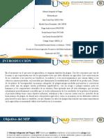 MANEJO INTEGRADO DE PLAGAS - Grupal