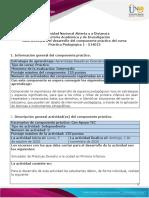 Guía Práctico - Unidad 2 - Paso 3 - Planteamiento de La Situación Problema Para La Intervención Pedagógica