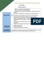 ACTIVIDAD 1 Variable Aleatoria UAQ