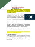 MEDIO AMBIENTE ISO 14001