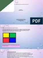 """Actividad 9 - Tarea - """"Teoría del proceso oponente de la visión de color"""" L.O"""