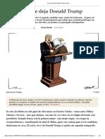 Lo que deja Donald Trump _ ctxt.es