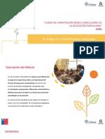 CURSO BASES CURRICULARES Módulo 5 y plan de trabajo pdf