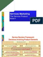 Service marketing product 4