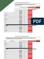 formato presupuesto proyectos
